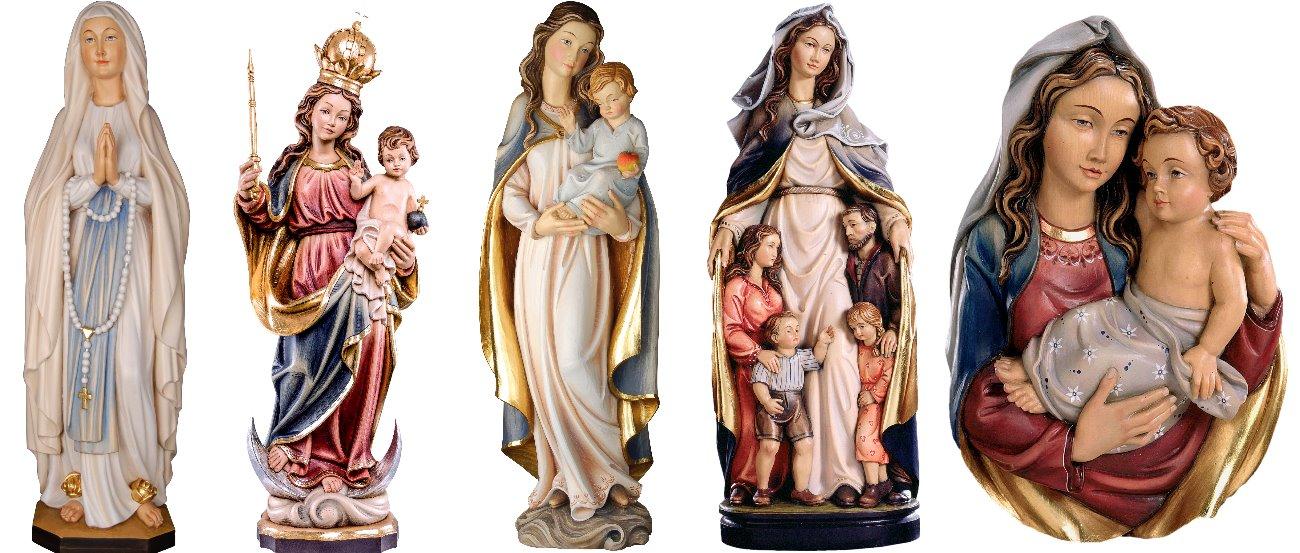 holzschnitzereien-madonnen-heiligenfigurenholzskulpturen